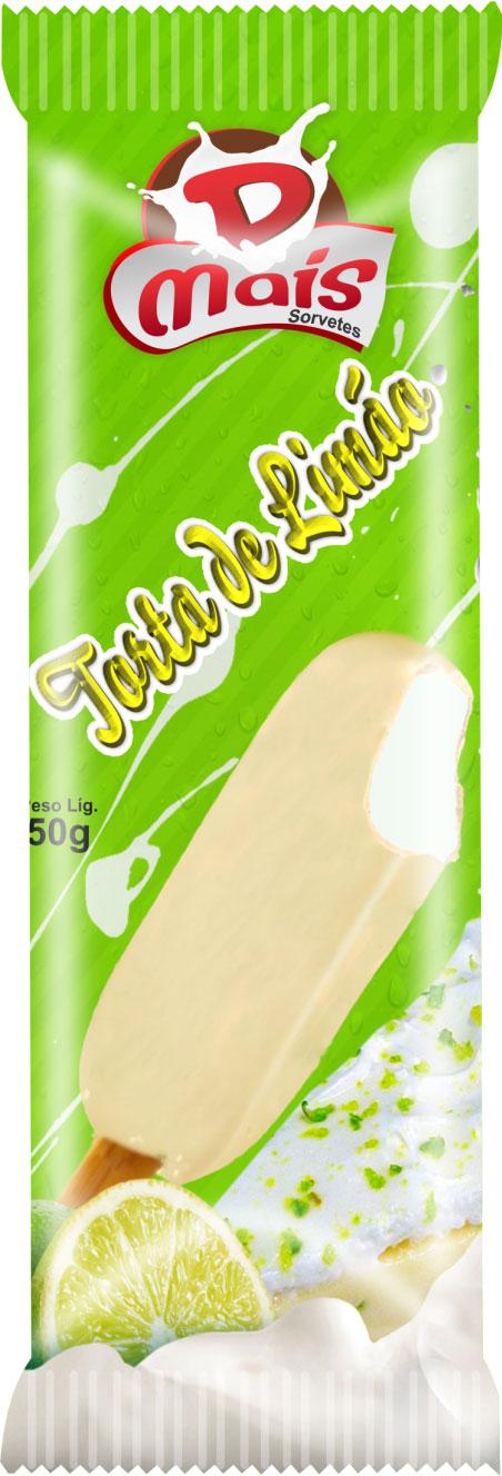 Torta de Limão - Dmais Sorvetes
